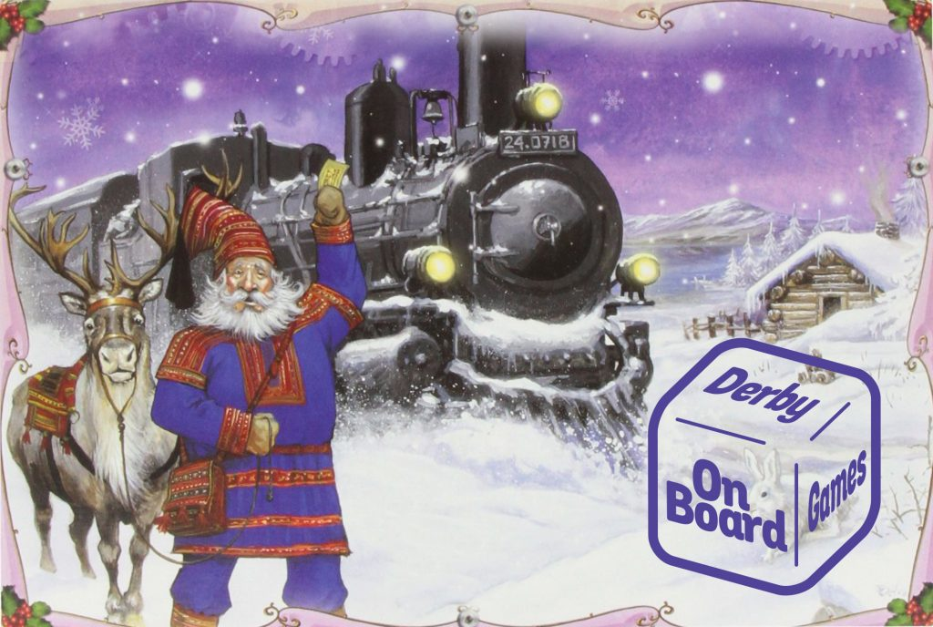 Christmas (from Ticket to Ride Nordic by Days of Wonder)